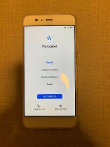 Huawei P10 VTR-L29 (Dual Sim)- 64GB - Gold (Unlocked) Smartphone