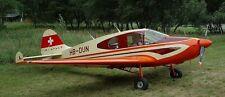 Bellanca 14-13-3 Cruisair Senior Airplane Model Replica Large Free Shipping