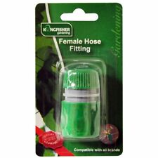 Kingfisher Garden Hoses and Accessories ~ Connectors, Water  Stoppers All Brands