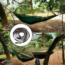 Adjustable Tree Hanging Hammock Straps Climbing Rope Yoga Hammock Belts M3K R5Y7