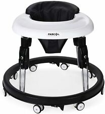 Baby Walkers Folding Toddler Walker Height Adjustable from 8 Months Boys Girls