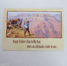 Leanin Tree Father's Day Greeting Card Funny Love Multi Color Fathers FD13