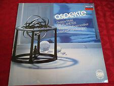 LP GUSTAV HOLST Die Planeten The Planets Herbert von Karajan DECCA STEREO DMM