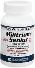 Windmill Milltrium Senior Tablets 120 Tablets
