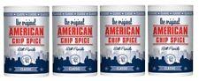 Original American Chip Spice (x4 100g) - Paprika flavoured