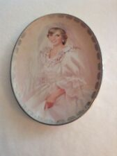 "Diana, Bradford Exchange Collector Plate ""The People's Princess"""