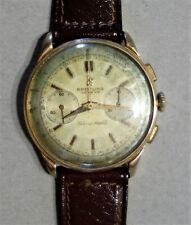 Orologio cronografo Breitling Giro d' Italia  1949 1950 Venus 188 Originale !