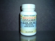 Cinnamon bark extract, sugar, antiviral therapeutic - 30 capsules. Made in USA.
