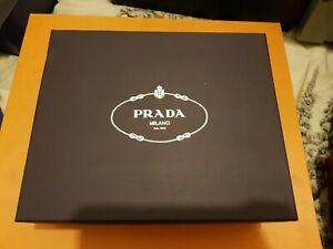"PRADA, Gift Box 295x245x110mm ""Empty"" Used nice condition"