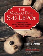 Voodoo Doll Spellbook Spell Book ~ Wiccan Pagan Supply
