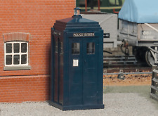 Police Telephone Box - O gauge accessories - Peco LK-765 - free post F1