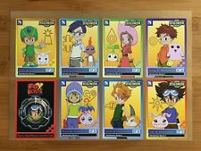 1999 Fox Kids Digimon Introductory Series 1 Trading Cards TCG Sheet Authentic!
