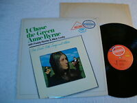 "Anne Byrne ""I Chose The Green"" 1970's Irish Folk LP, Nice EX!, Vinyl"