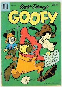 Dell Comics, Walt Disney's Goofy #1149, $0.10 Nov.-Jan 1961 - FN - Four Color