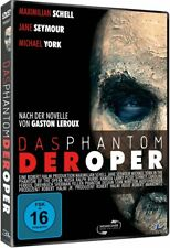 PHANTOM OF THE OPERA (1983) -Maximilian Schell Jane Seymour NEW REGION 2 DVD PAL
