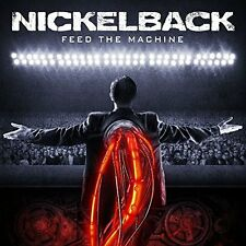Nickelback - Feed The Machine [CD]