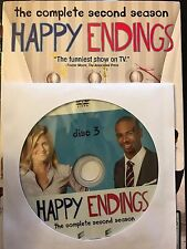 Happy Endings - Season 2, Disc 3 REPLACEMENT DISC (not full season)