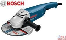 BOSCH SMERIGLIATRICE ANGOLARE GWS 22-230 JH PROFESSIONALE 2200 watt 3 ANNI GARAN