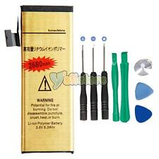 New 2680mAh Battery + Tools for Apple iphone 5 5th 5G Gold US