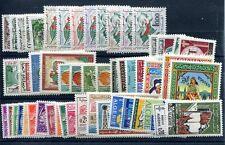 ALGERIEN 1962-1965 394-443 ** POSTFRISCH ohne 424 105€(J1464