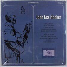 JOHN LEE HOOKER Self Titled EVEREST LP blues '74 SEALED
