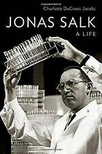 Jonas Salk : A Life Hardcover Charlotte DeCroes Jacobs