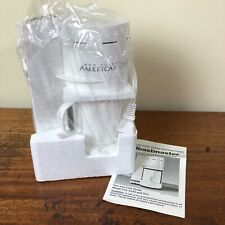How to make an American Quilt Promo Toastmaster 510 Personal Coffee Maker