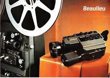 Beaulieu 6008S Digital Prospekt/Magazine  Deutsch  für Samler! Nr.B.133
