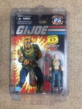 G.I.Joe Cobra Dreadnok Buzzer 25th Anniversary MOC Foil Carded GI Joe 2007 MOC
