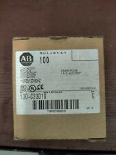 ALLEN-BRADLEY, IEC 100-C23D10, CONTACTOR, 23 AMP, 120VAC COIL NEW IN BOX