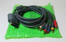 XBOX 360 COMPONENT HD AV CABLE  - OFFICIAL - OEM - NEW