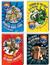 MYTHICAL 9TH DIVISION Robot Storm,Terror of Deep,Magma,Conspiracy,Alien Moon NEW