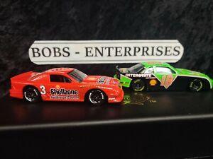 NASCAR SHELL PROMO CARS    #18 Dale Jarrett  # 3 tommy archer shellzone  SET-2
