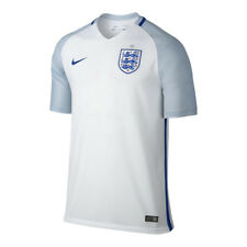 T-shirt Homme Domicile Angleterre 2016 Nike Blanc S