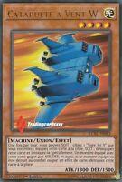 ♦Yu-Gi-Oh!♦ Catapulte à Vent W (Wing Catapult) : LCKC-FR083 -VF/Ultra Rare-