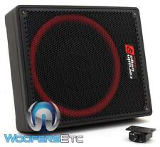 "CERWIN VEGA VPAS12 12"" 600W LOW PROFILE SUBWOOFER SPEAKER & BASS BOX & AMPLIFIER"