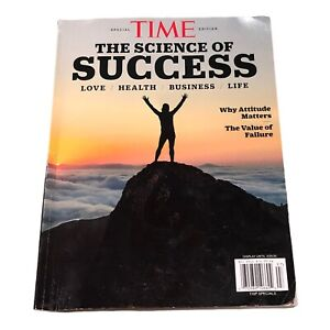 Time Magazine - Special Edition 2019 - The Science Of Success