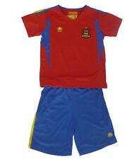 Conjuntos niño de Reno,pantalones cortos y camisetas ,rojo ,talla 6