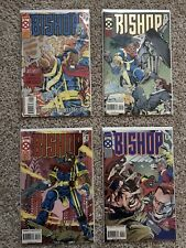 Bishop #1-4 First Solo Series (1994)
