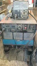 Miller Deltaweld 451 Welder With S 60 Wire Feeder Bernard Mig 2 Guns Cables