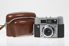 Agfa Selecta mit Apotar 2,8/45mm Objektiv und Tasche #KM 4704