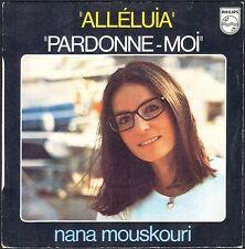 NANA MOUSKOURI ALLELUIA 45T SP 1977 PHILIPS 6172.055