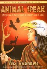 Animal-Speak: The Spiritual & Magical Powers of Cr