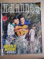 IDILLIO n°133 1974 ed. Lancio  [G577]