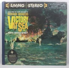 Living Stereo - Victory at Sea Vol. 2 [Vinyl Record LP]