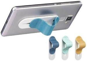 Hama Fingerhalter Griff für Smartphones und Tablets universal Finger- Loop Handy