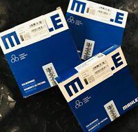3x Sätze MAHLE Kolbenringe für SMART 450 Benziner 698ccm 0.7 - STD 66,5mm