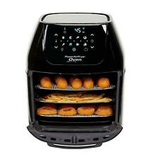 Power Air Fryer Oven With 7 in 1 Cooking ,rotisserie ,dehydrator 6qt  BRAND NEW