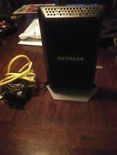 NETGEAR CM600-1AZNAS 960Mbps DOCSIS 3.0 Cable Modem Excellent Condition
