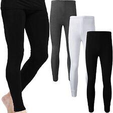 Hommes Tendance Chaud Hiver Caleçon Long Thermique Bas Pantalon Sous-vêtement